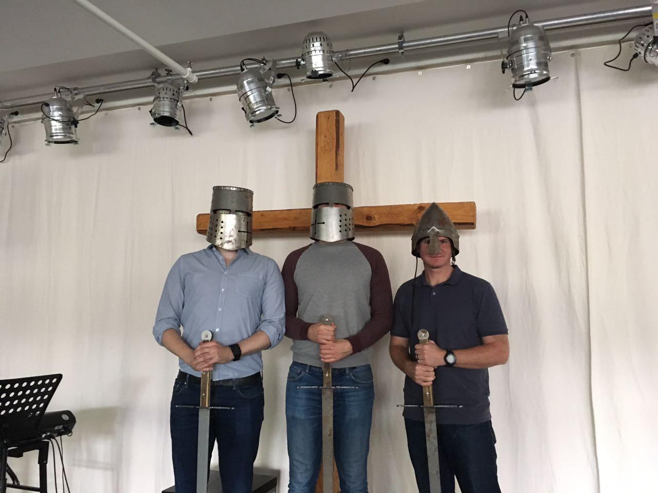 Männerfrühstück 2017 – City Chapel Stuttgart